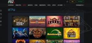 Обзор онлайн казино Drift Casino