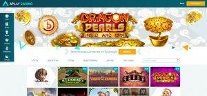 Обзор онлайн казино Aplay