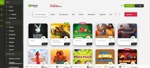 Обзор онлайн казино Фреш - Fresh Casino