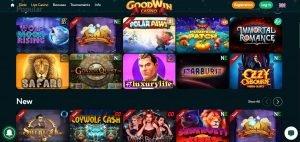 Обзор онлайн казино Гудвин