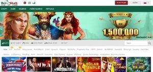 Обзор онлайн казино Betshah