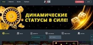 Обзор онлайн казино Jozz Casino