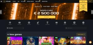 Обзор онлайн казино Fairspin